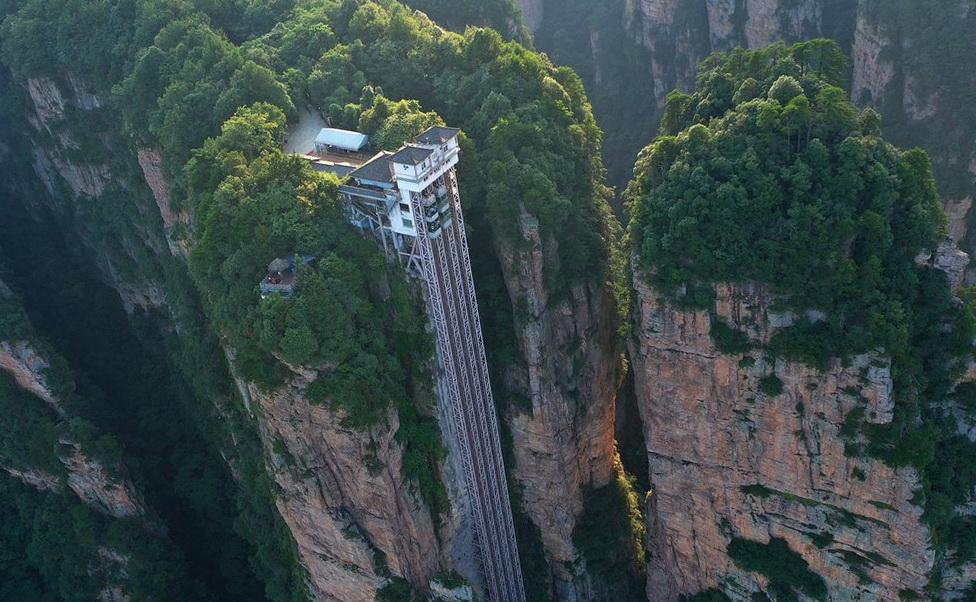 Самый высокий лифт